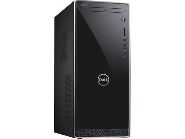Dell Inspiron SBR15 3670 Desktop Computer i5-8400 8GB 1TB HDD W10P -  Newegg ca