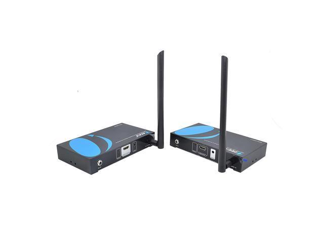 Orei Wireless Hdmi Transmitter Extender Receiver Hdbitt
