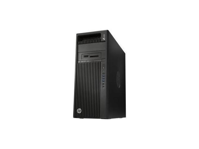 HP L9K27UT Workstation Z440 - Mt - 4U - 1 X Xeon E5-1620V3 / 3 5 Ghz - Ram  8 Gb - Hdd 1 Tb - Dvd Supermulti - Quadro K2200 - Gige - Win 10 Pro 64-Bit