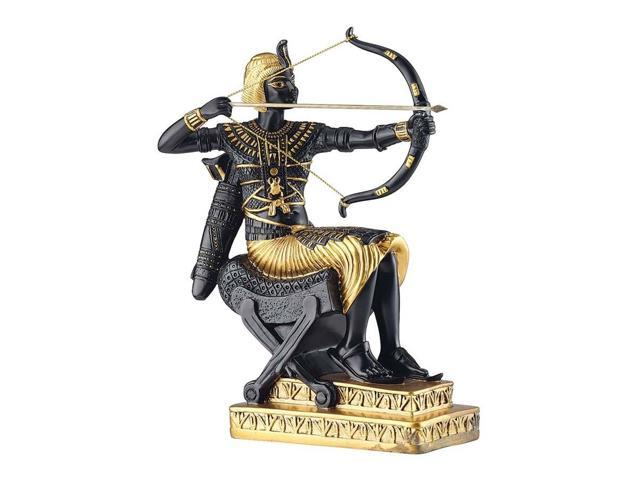 DESIGN TOSCANO QL7885 HUNTING KING STATUE
