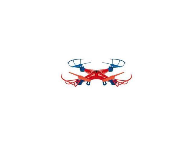 marvel licensed spider man sky hero 2 4ghz 4 5ch rc drone newegg com rh newegg com Spider-Man Silhouette Spider-Man Silhouette