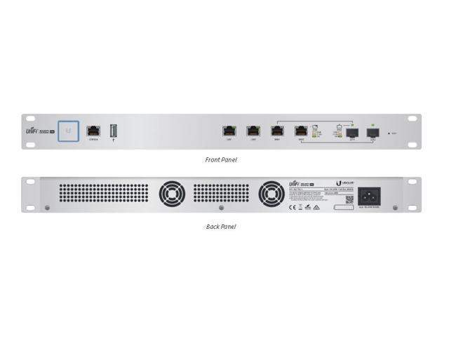 Ubiquiti Networks Usg Pro 4 Unifi Security Gateway Pro