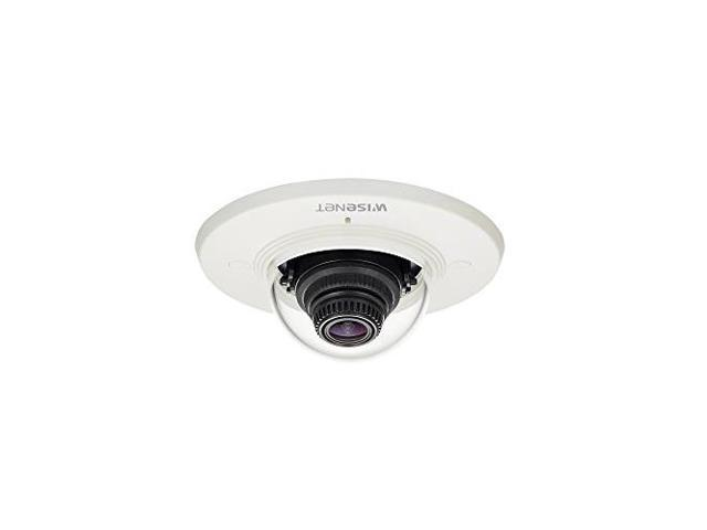 SAMSUNG XND-6011F WiseNet X powered by WiseNet 5 network flush mount dome  camera 2MP Full HD(1080p) @ 60fps WDR off/on(120dB) or @30fps WDR on(150dB)