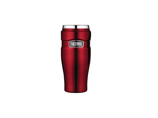 King Tumbler OzSteelcranberry Travel Vacuum Thermos Sk1005crtri4 Insulated Stainless 16 zVMSUp