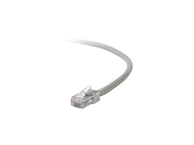 belkin a3l791 18inch 18in cat5e patch cable gray. Black Bedroom Furniture Sets. Home Design Ideas