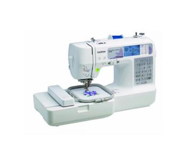 "Brother BRO#SE400 SE400 Computerized Sewing and Embroidery Machine with 4""x4"" Embroidery Area"