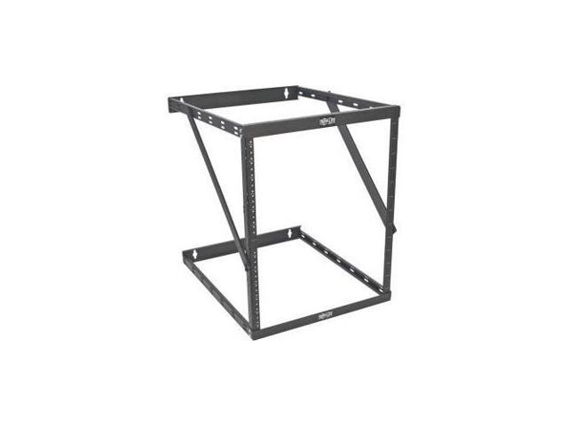 tripp lite srwo8u22dp 8u 22u 2post open frame rack