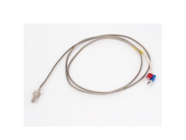 1m m6 wire temprature sensor earth k type thermocouple