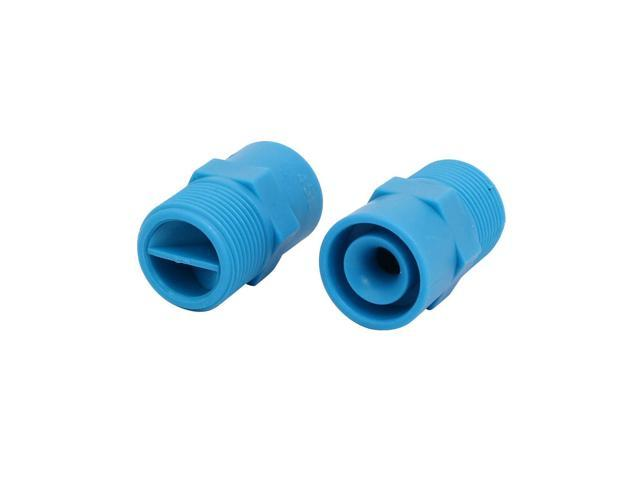 3 4bsp Pp Clog Resistant Cone Spray Tip Flushing Nozzle