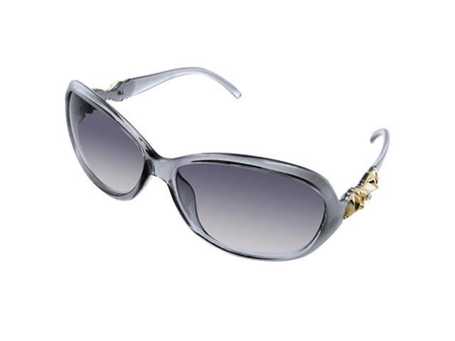 23b5032c80d2 Rhinestone Embellished Arms Dark Lens Sports Sunglasses ...