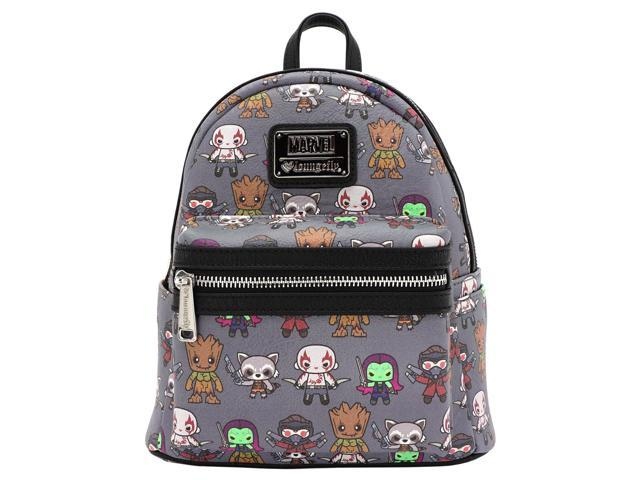 6ec4ef7102 Loungefly X Marvel Guardians of the Galaxy Kawaii Mini Backpack ...