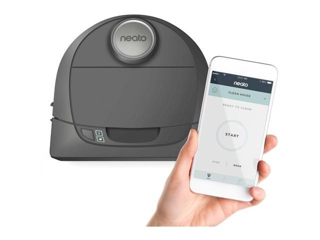 neato botvac d5 connected navigating robot vacuum pet allergy