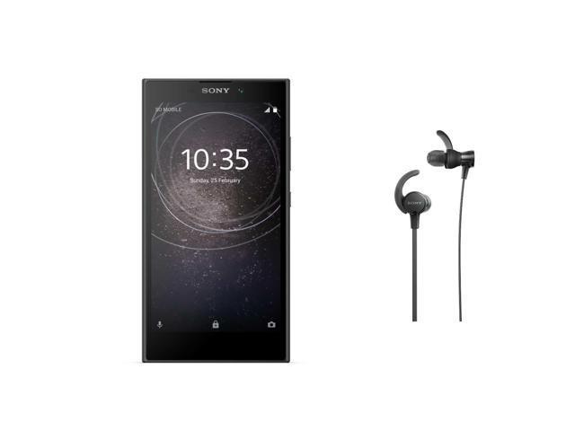 Sony Xperia L2 Unlocked Smartphone with Headphones - Newegg com