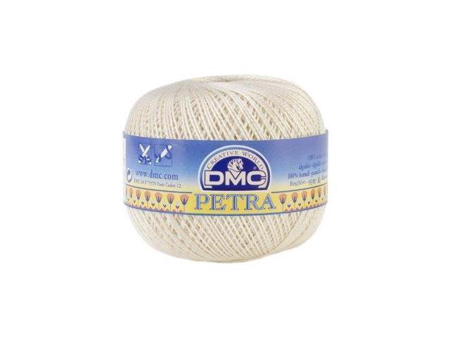 Dmc Petra Crochet Cotton Thread Size 5 Ecru 331754 Neweggca