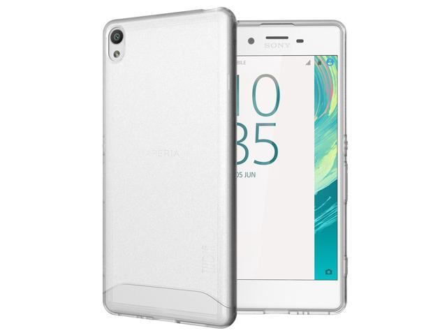 timeless design 5b5b2 86121 TUDIA Slim Full-Matte ARCH TPU Bumper Protective Case for Sony Xperia XA  [Not Compatible with Xperia XA Ultra Version] (Frosted Clear) - Newegg.com