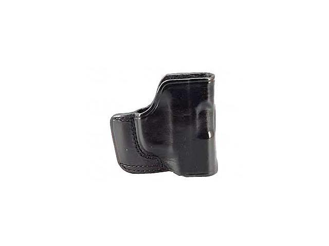 Don Hume JIT Slide Holster Right Hand Black Ruger LCR Leather J989017R -  Newegg com