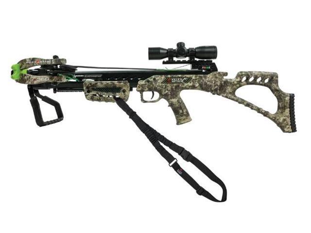 Killer Instinct 1088 K Kryptek Highlander Camouflage 360fps
