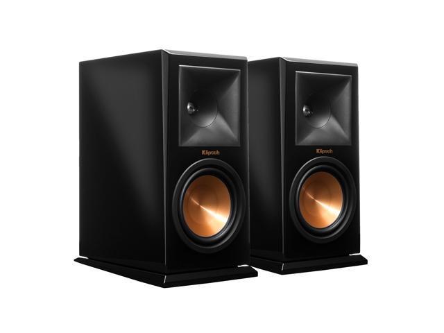 Klipsch RP160M PIANO BLACK Pr Bookshelf Speakers