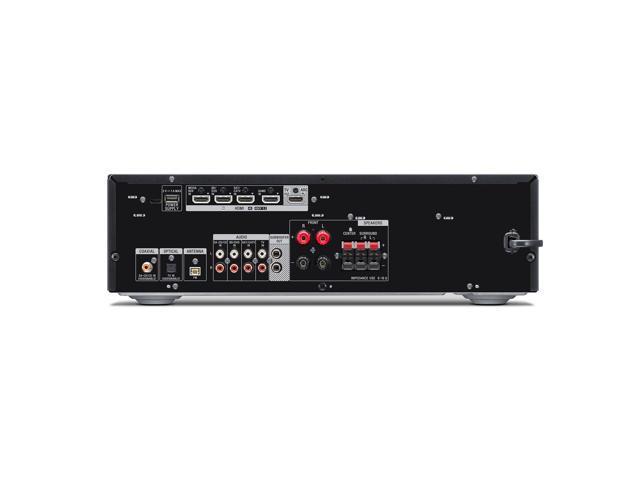 Sony STR-DH590 5 2 Multi-Channel 4K HDR AV Receiver with Bluetooth -  Newegg com