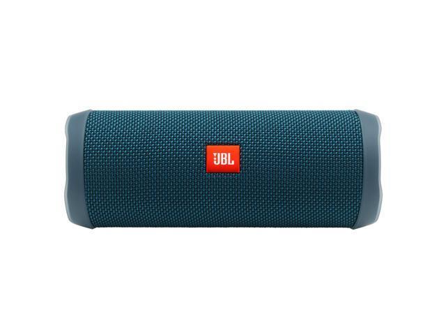 JBL Flip 4 Ocean Blue Portable Bluetooth Speaker - Newegg com
