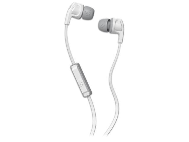 457c558de30 Skullcandy Smokin Buds 2 White/Gray In-ear Headphones with Mic (S2PGJY-