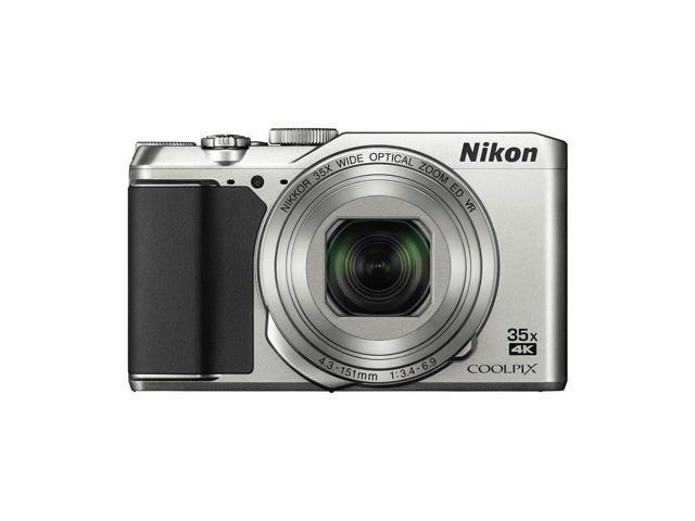 Nikon Coolpix A900 Silver 20 Megapixel Digital Camera