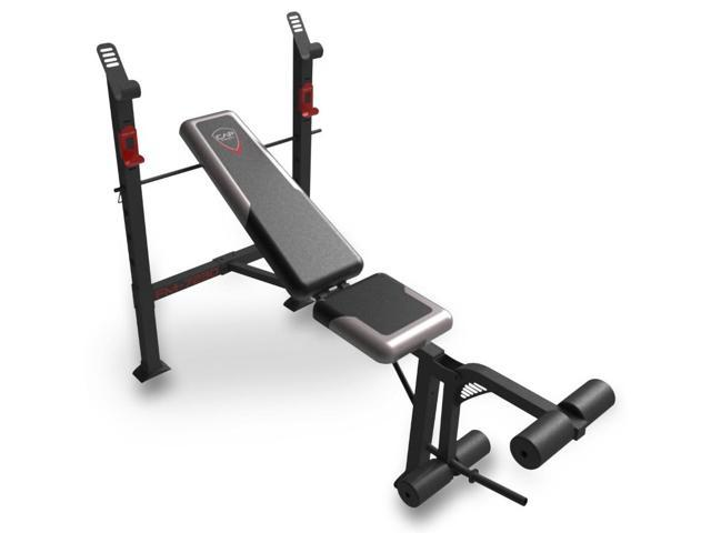 Standard Weight Adjustable Bench Newegg Com