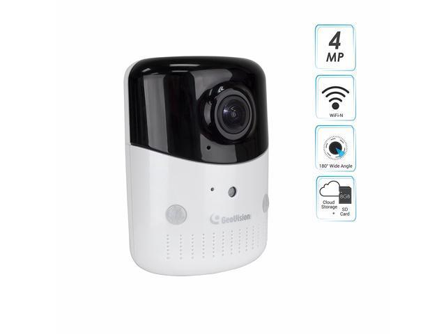 GeoVision GV-OPAL S1 Plus 4MP H 264 Cloud Fisheye Wireless IR Camera –  Standalone / Battery-Operated - Newegg com
