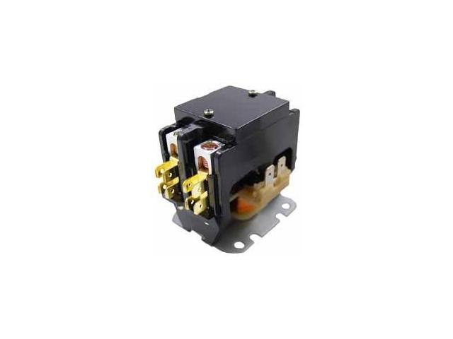 Packard C230A 2 Pole Coil Contactor 30 Amp//24V