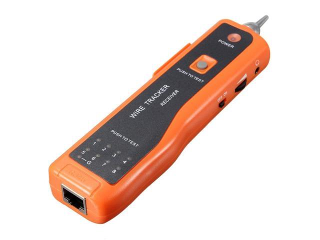 show dogs xq 350 telephone electrical wire tracker phone rj45 rj11