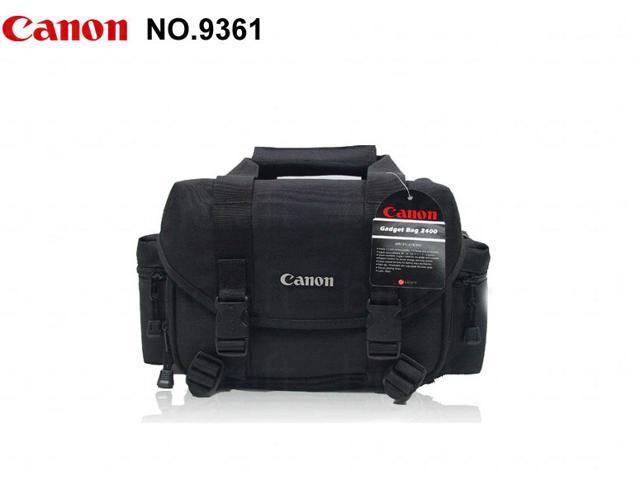 Canon Gadget Bag 2400 9361 Camera Shoulder Case For Dsr Dslr