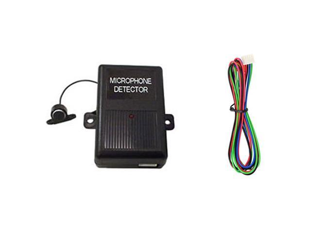 Megatronix - GS2 - Dual Stage Glass Break Car Alarm Audio Sensor -  Newegg com