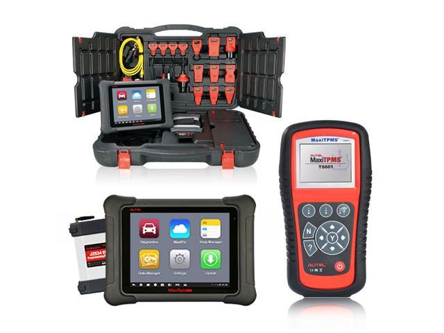 Autel Maxisys Elite Automotive Diagnostics and ECU Programming System 2  years free online update US Version With BMW Ethernet Cable + Free Gift
