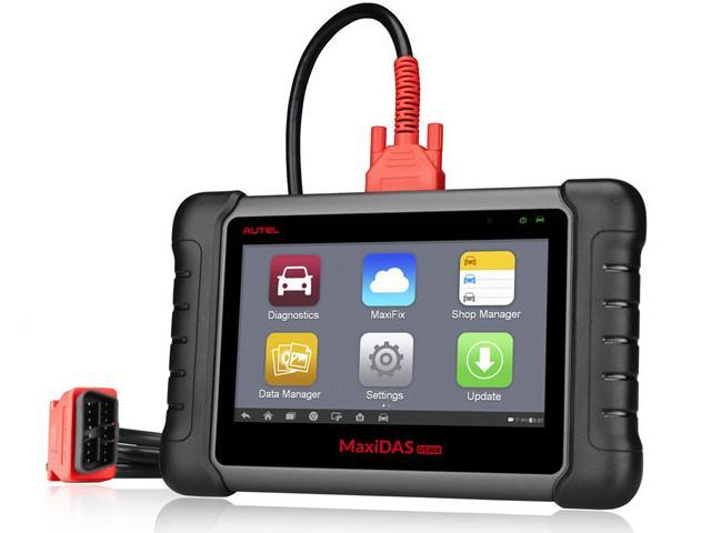 2017 New Arrival Autel MaxiDAS DS808 key coding Auto Diagnostic Tool  Perfect Replacement of Autel DS708 Scanner Handheld Touch Screen Autel  Diagnostic
