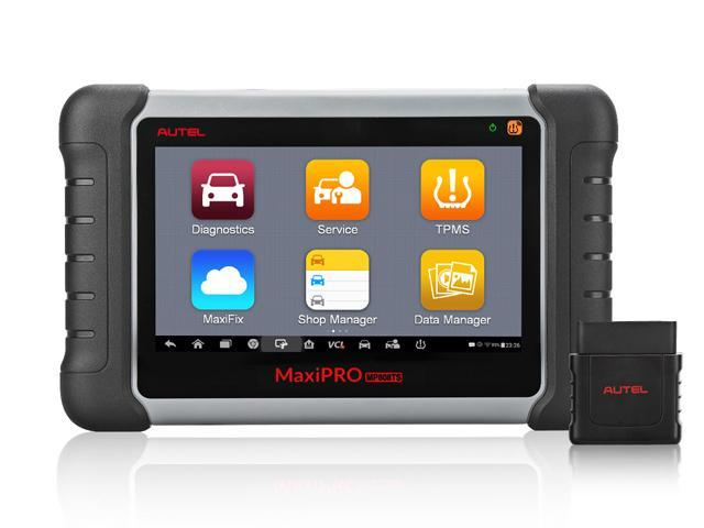 Autel OBD2 Scanner MaxiPRO MP808TS Bluetooth Full System Diagnostic Tool  comprehensive TPMS solutions and complete, Diagnostic Functions with WIFI