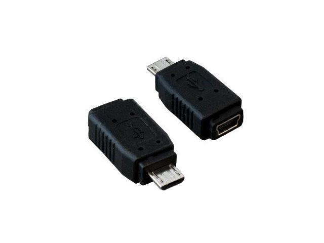 USB 2.0 A Male to USB Mini B 5 pin Female Adapter Converter Camera Phone