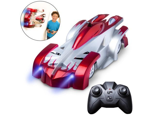 Cars For Kids >> Force1 Remote Control Car Gravity Defying Rc Car Rc Cars For Kids And Adults Race Car Boys Toys For Floor Or Wall W Usb For Rechargeable Fast Rc