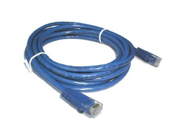 BLUE 25 FEET XBOX 360 PS3 INTERNET ETHERNET RJ45 CAT5 RJ45 DSL ...