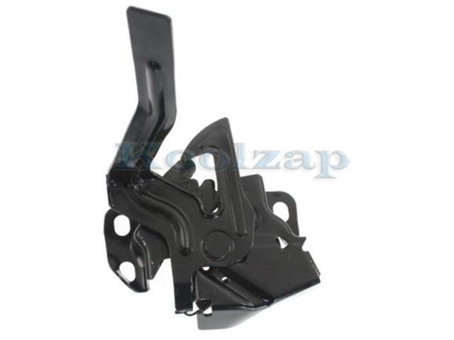 Front Hood Latch Lock Bracket Steel TO1234118 For 07-11 Camry 4 /& 6 Cyl