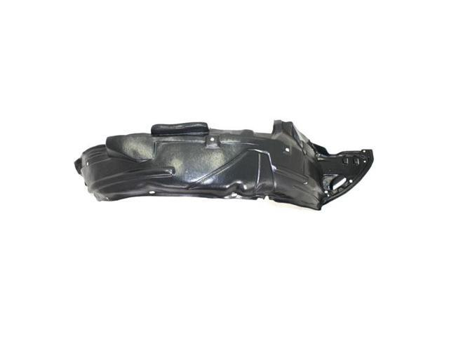 Replacement Fender for 08-12 Jeep Liberty Front Passenger Side Inner CH1249146