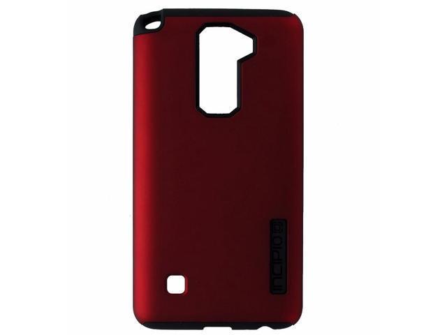 official photos 6bdff 0df38 Incipio DualPro Shock-absorbing Case for LG Stylo 2 V - Iridescent  Red/Black - Newegg.com