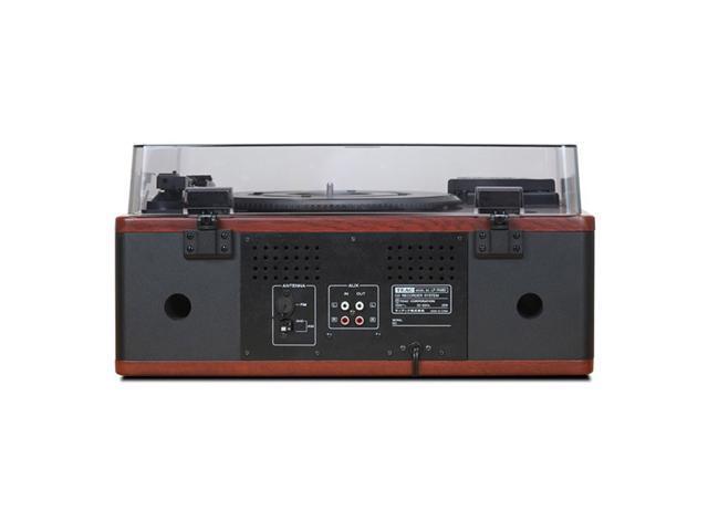 Dàn TEAC LP-R550USB đa năng CD/LP/Tape/Radio FM-AM - 1
