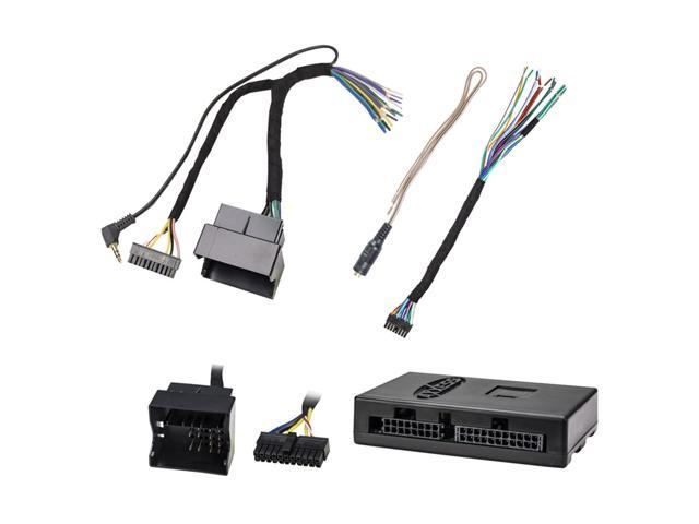 Axxess AX-MB1-SWC Aftermarket NAV Radio Interface with SWC for ...