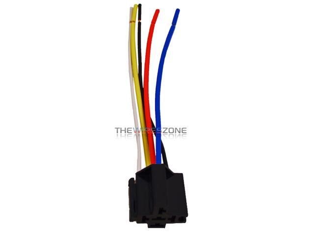 Enjoyable 12V 30 40A Spdt Bosch Style Automotive Relays 5 Wire Socket Wiring Digital Resources Xeirawoestevosnl