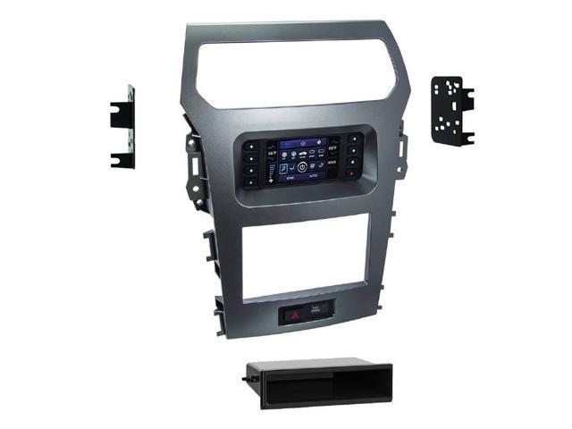 Front Honda Genuine 81140-S4K-A01ZC Headrest Assembly