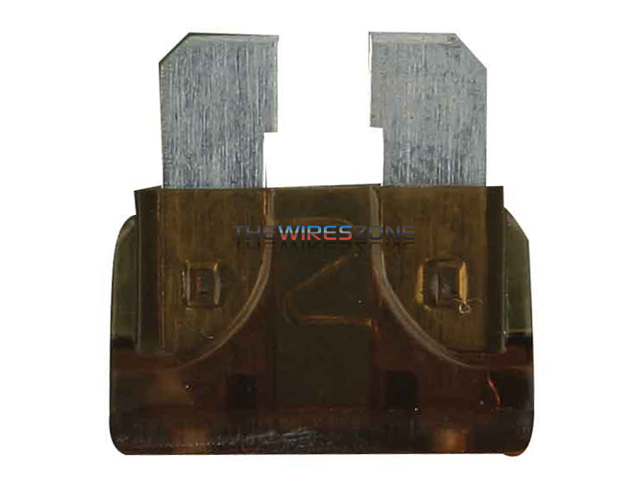 3 Amp ATC Fuse 25 Pack Install Bay ATC3-25