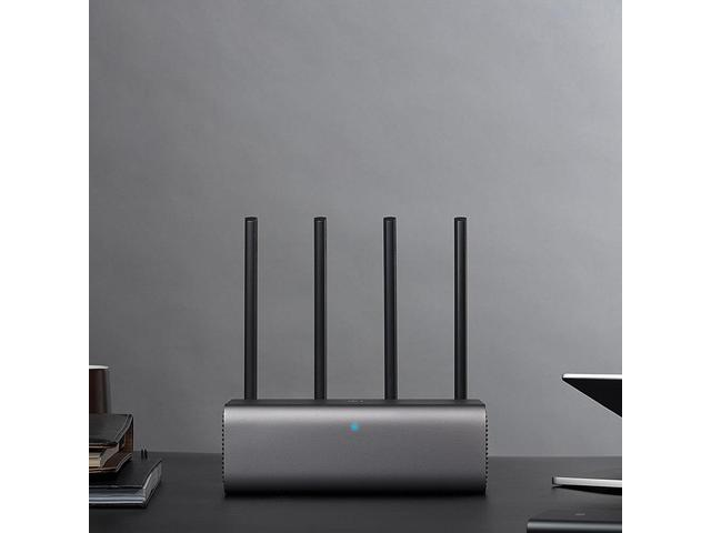 Original Xiaomi Mi WiFi Router HD 1TB Hard Disk 4 Antennas 2600Mbps Dual  Bands 2 4GHz/5GHz 802 11 AC - Black - Newegg com