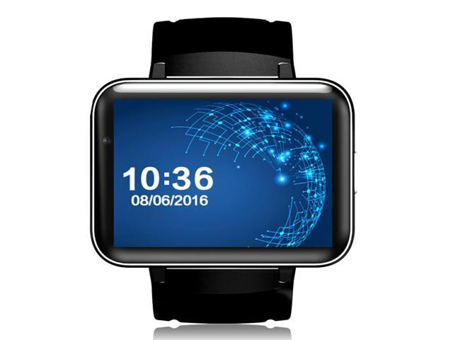 9978e58b3da Makibes DM98 Bluetooth 4.0 Smart Watch Phone Android 5.1 MTK6572 Quad Core  512MB 4GB WiFi