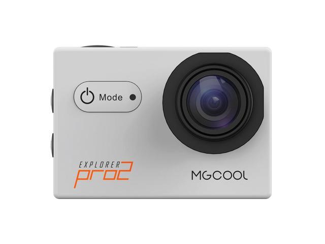 MGCOOL Explorer PRO2 Pega S350 Sony IMX 179 20 Inches Touch Screen Action Camera 4K WiFi