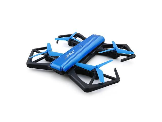 JJRC H43WH Blue Crab Foldable Arm WIFI FPV RC Quadcopter with 720P HD  Camera Altitude Hold Mode BNF Without Remote Control - Blue - Newegg com